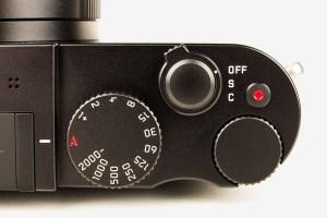 Leica Q Controlls