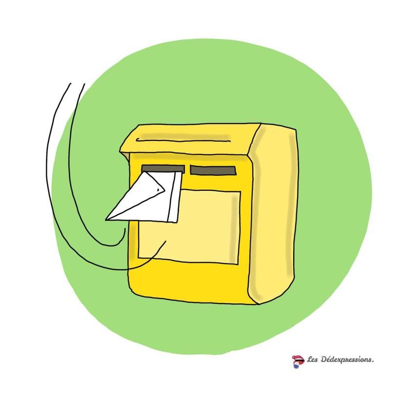 passer comme une lettre a la poste les dedexpressions