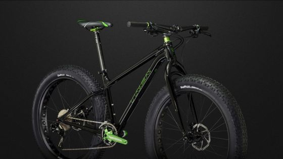 2014 Trek Farley Fat Bike