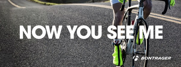 """ways to be more visible on your bike"""