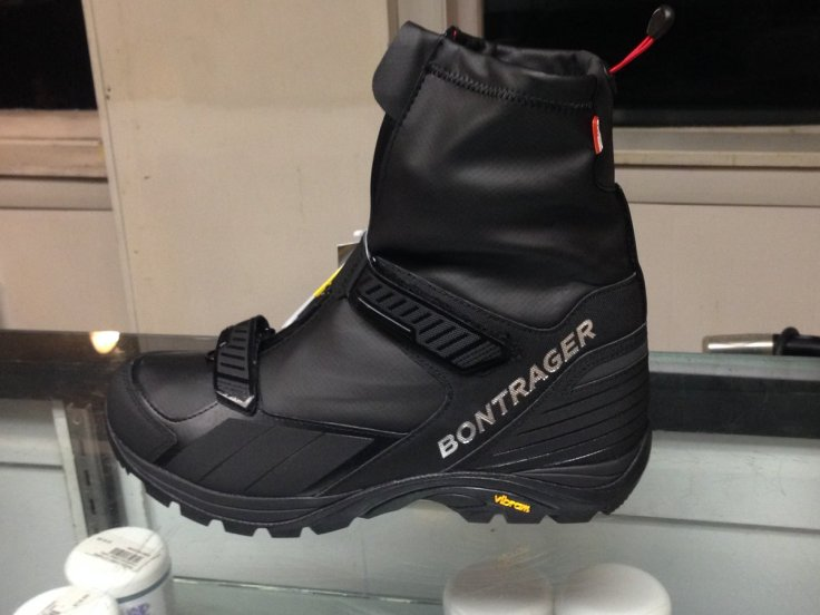 Bontrager OMW Winter Riding Boots