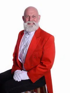 Nigel Parry Toastmaster in Chester UK