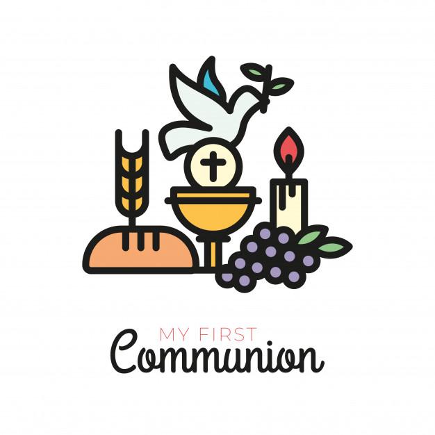 Dedicatorias de comunión divertidas