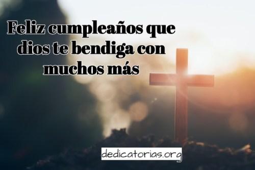 Dedicatorias de cumpleaños bíblicas