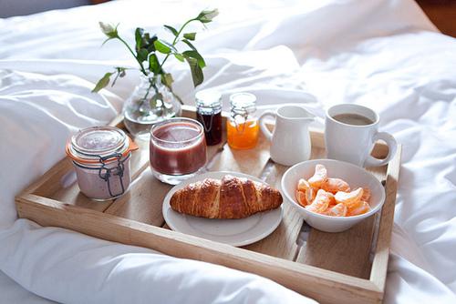 dedicatorias para desayunos