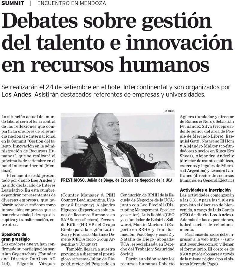Los Andes 17.09.18 - JdD