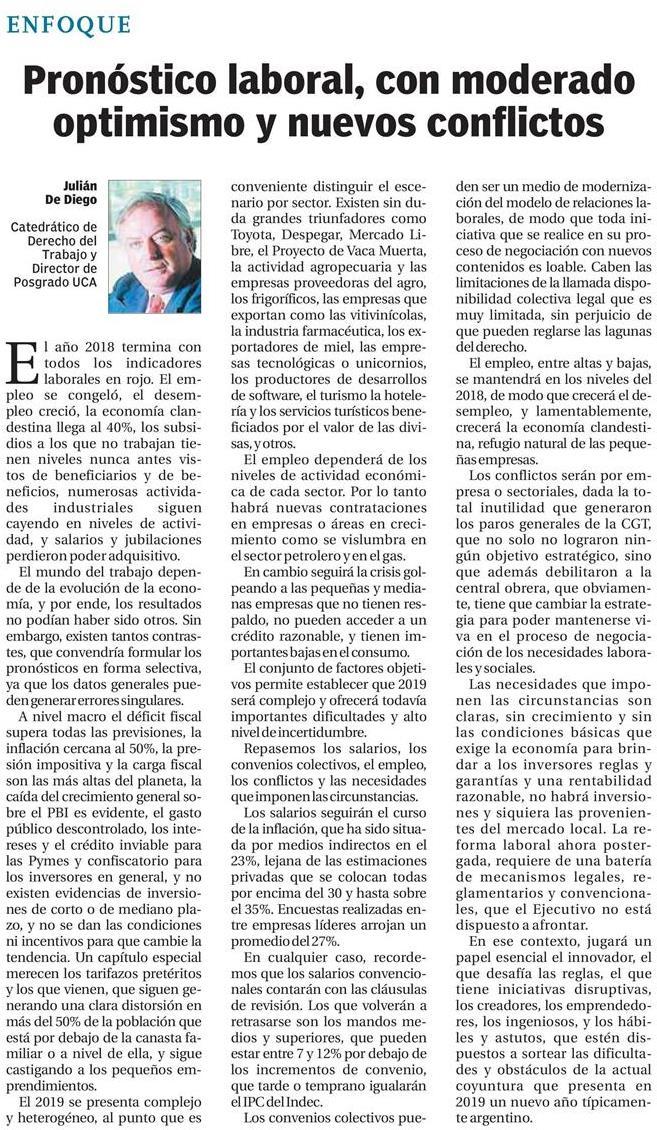 El Cronista 27.12.18 - JdD