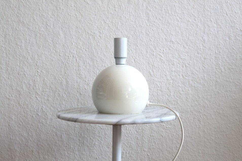 wit bijzetlampje