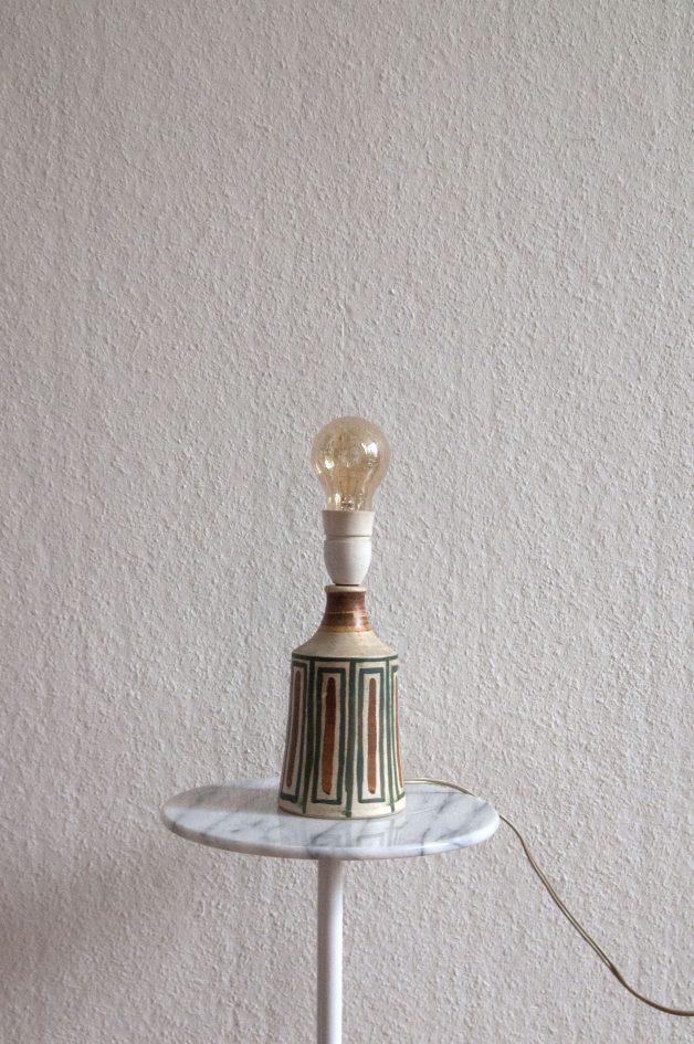 vintage tafellamp