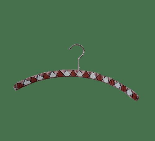 gehaakte kledinghanger