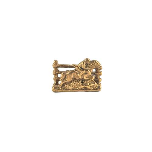gouden ruiter servettenhouder