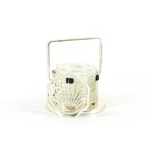 houder glazen onderzetters x 11