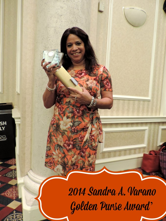 2014 Sandra A. Varano Golden Purse Award