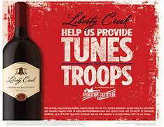 tunes for troops