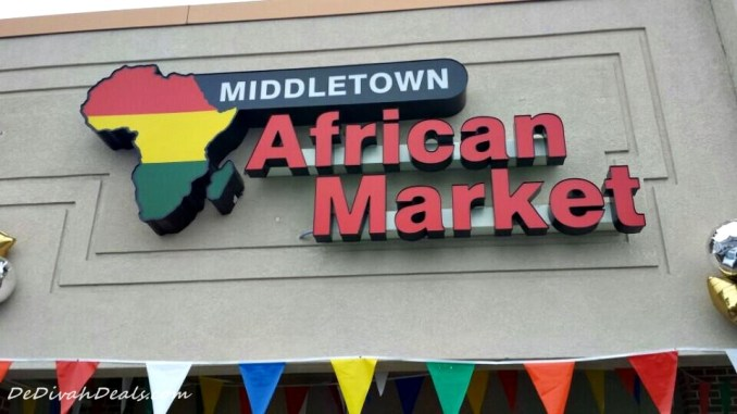 African Marketplace logo