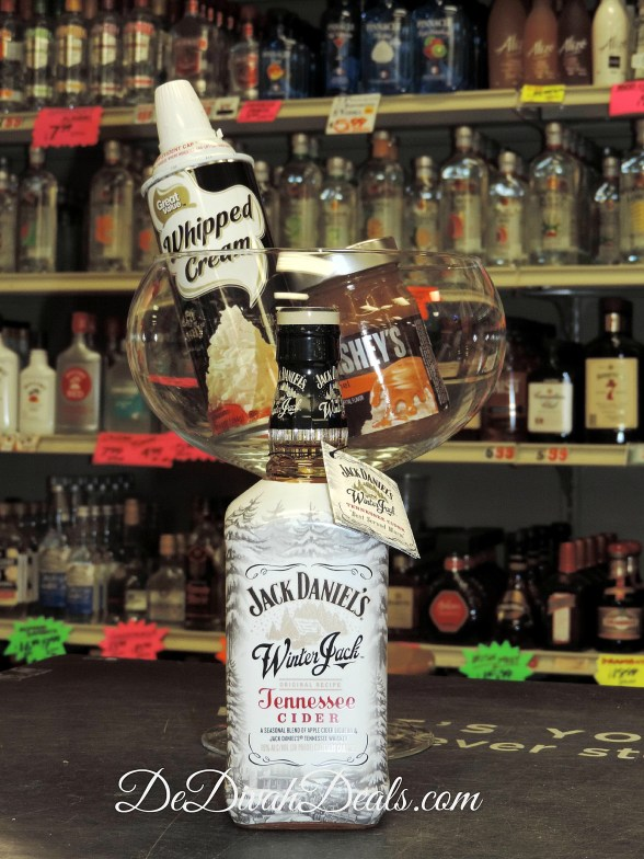 Jack Daniels Tennessee Cider