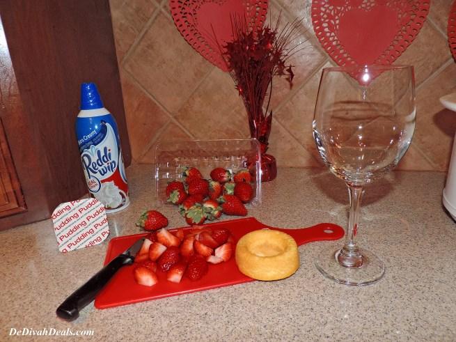 Wash and Slice Strawberries
