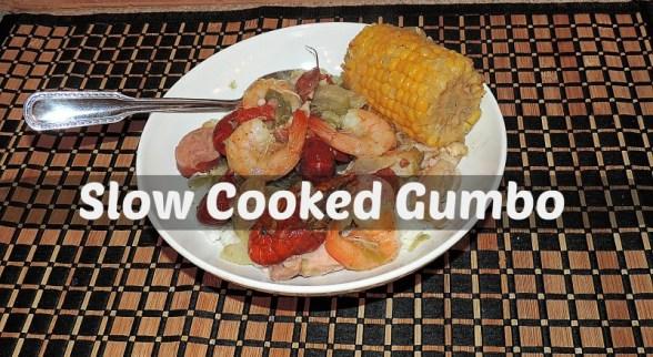 Slow Cooked Gumbo