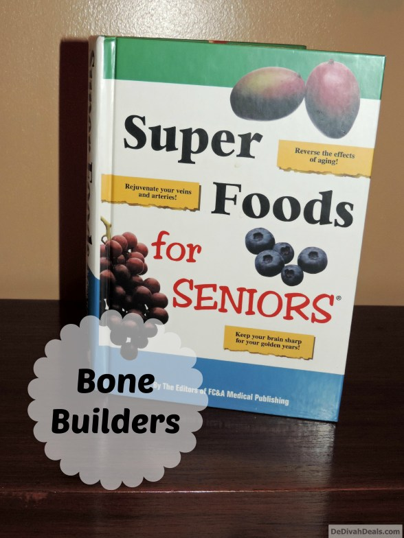 Super Foods Bone Builders