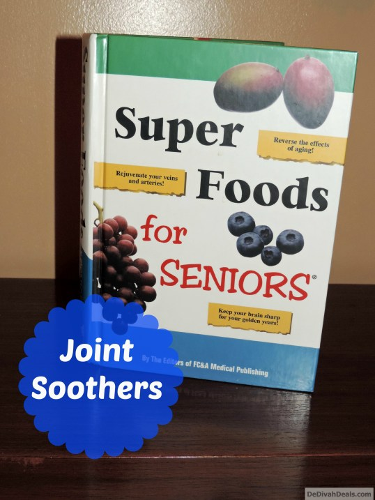 Super Foods Joint Soothers