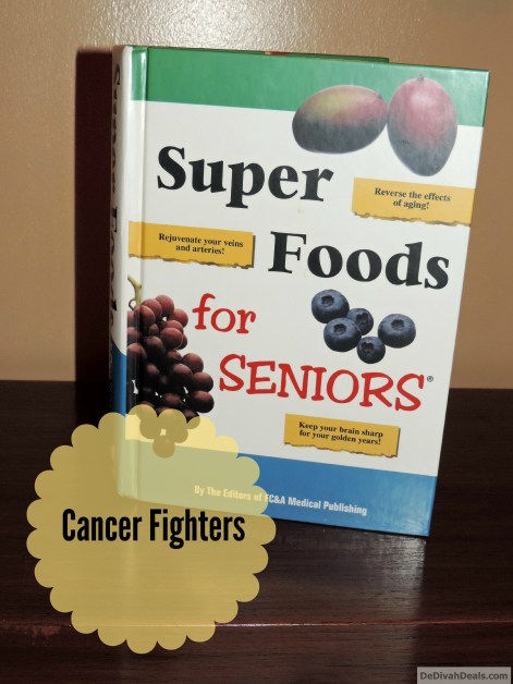 Super Foods Cancer Fighters