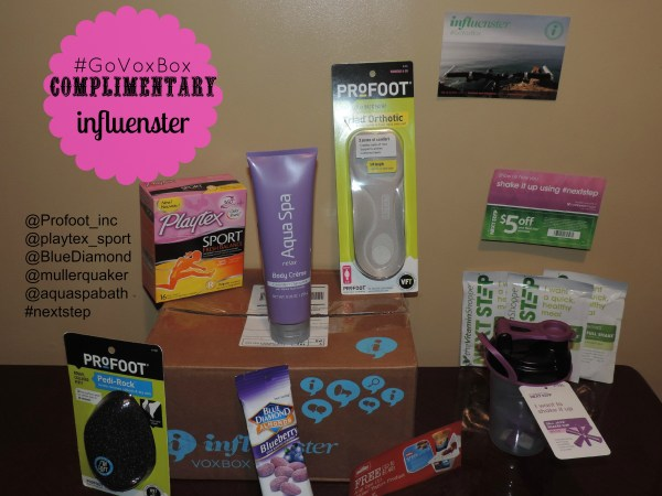 #GoVoxBox Products