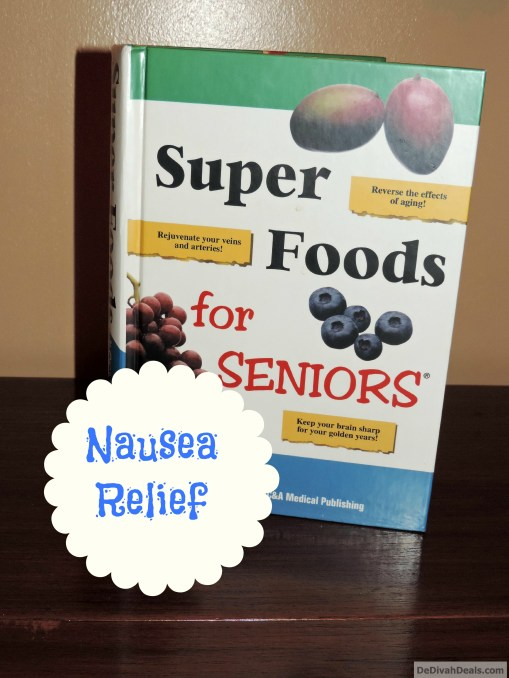 Super Foods Nausea Relief
