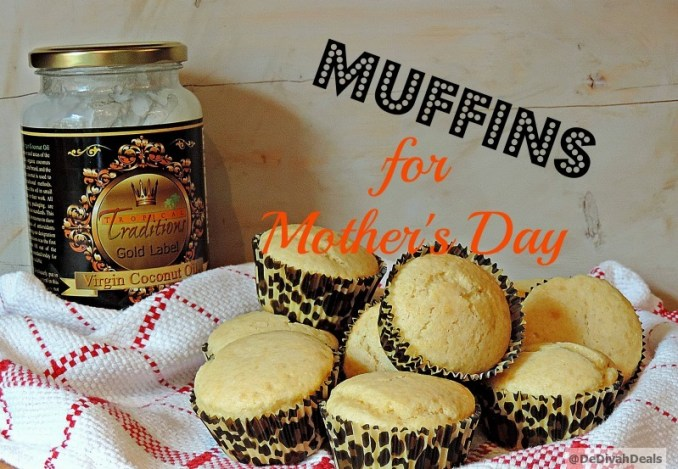 Muffins for Mother's Day