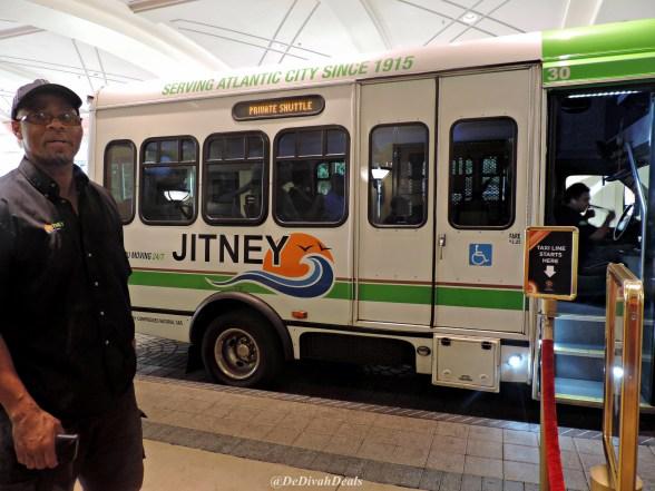 Private jitney
