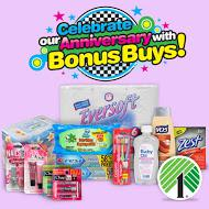 Dollar Tree Bonus Buys