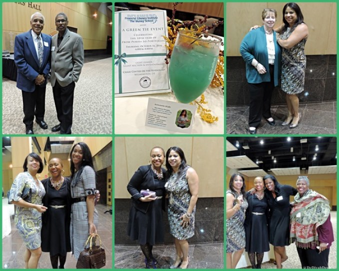 Green Tie Event at the Chase Center