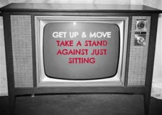TAKE A STAND AGAINST SITTING
