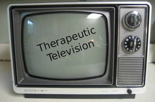 therapeutic televison