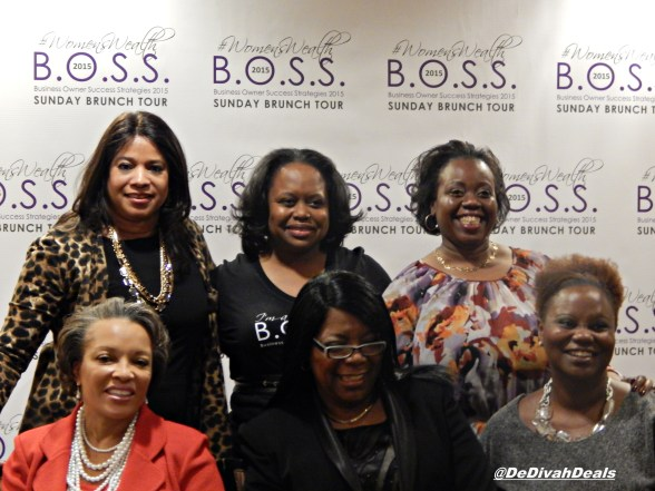 Powerful Panelist of B.O.S.S. Women