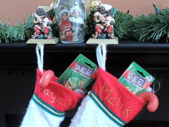 7 Stocking Stuffers for a son