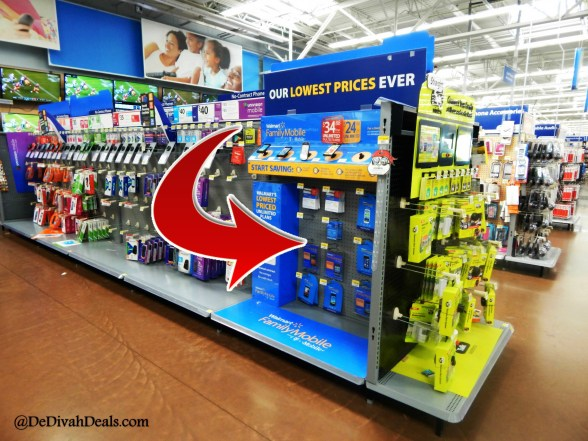 Where to find lowest prices at Walmart