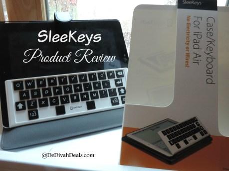 SleeKeys Product Review AVI
