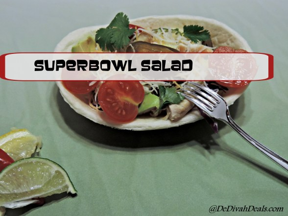 Superbowl Salad