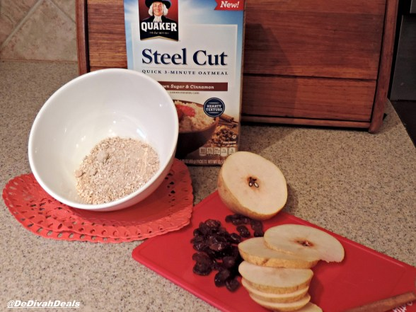 Quaker Steel Cut Oats