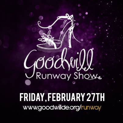 Goodwill Runway Show 2015