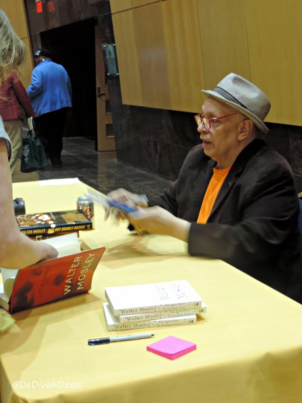 An Evening with Walter Mosley 023