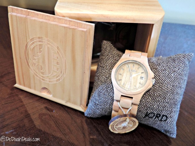 Give Mom the Gift of Time with a JORD Watch