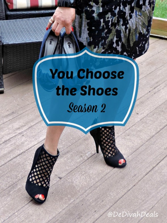 You Choose the Shoes week 4 AVI