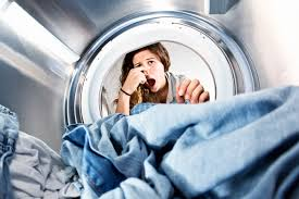 dealing with stinky clothes