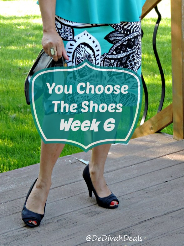 You Choose the Shoes Week 6 avi