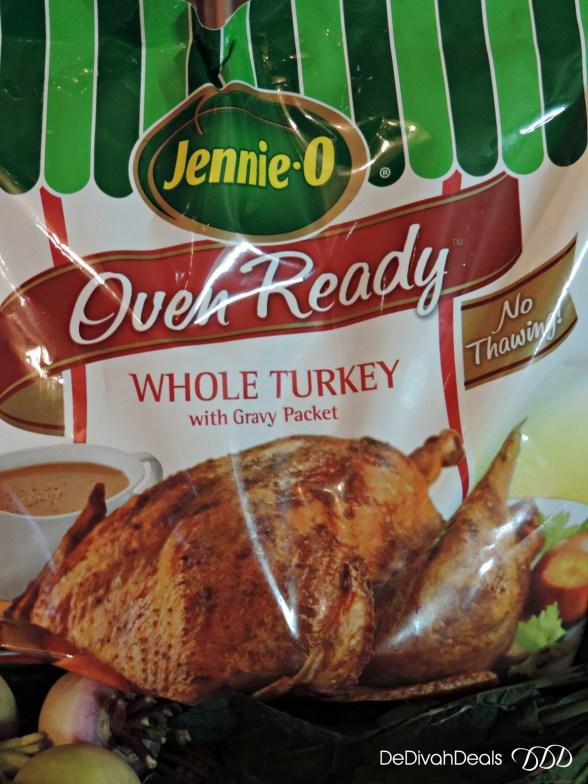 JennieO Thaw Free Turkey