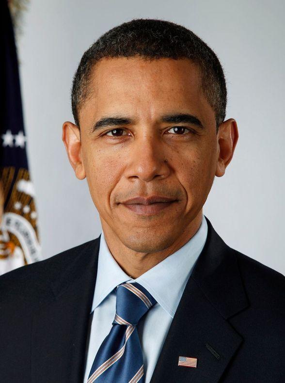 President Obama in 2008