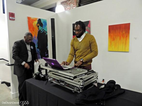 music and more at Rysheema Dixon fundraiser