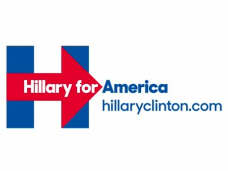 Hillary Clinton for America logo