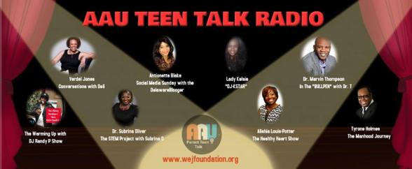 AAU Teen Talk Radio